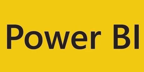 July 2019 Phoenix Power BI User Group Meeting (PHXPUG) tickets