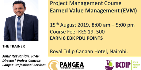 Earned Value Management (EVM) Course tickets