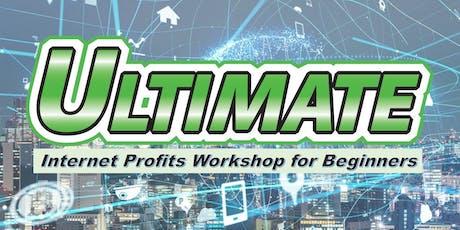 Ultimate Internet Profits Workshop for Startups tickets