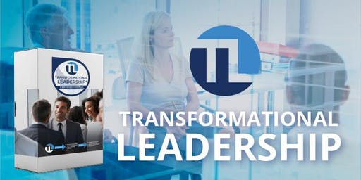 CBMC Training: Transformational Leadership  | 13 & 20 september