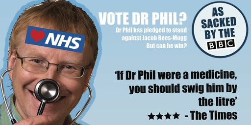 Dr Phil Hammond Double Bill