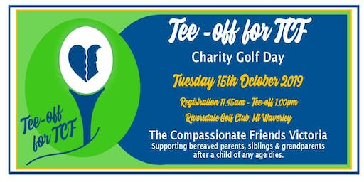 EVNT-GOLF: Tee-off for TCF Charity Golf Day
