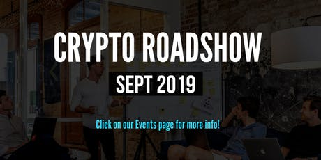 LAUNCESTON - The Inaugural Blockchain Australia National Meetup Roadshow tickets