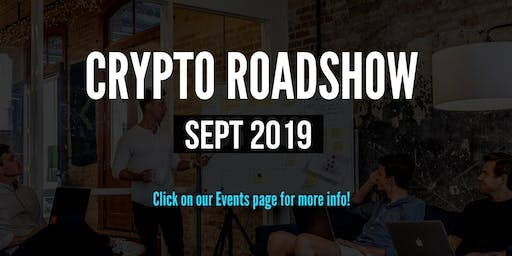 LAUNCESTON - The Inaugural Blockchain Australia National Meetup Roadshow