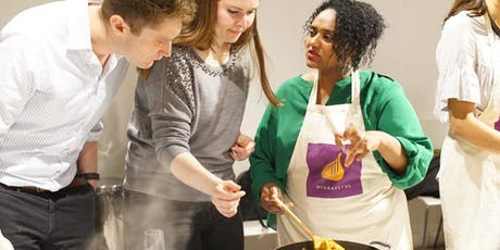 Ethiopian cookery class with Woin (Vegan) tickets