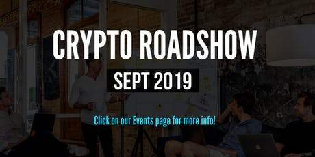 SYDNEY - The Inaugural Blockchain Australia National Meetup Roadshow tickets