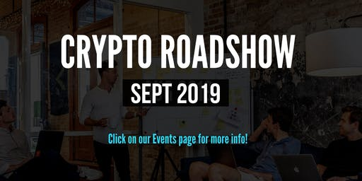 SYDNEY - The Inaugural Blockchain Australia National Meetup Roadshow