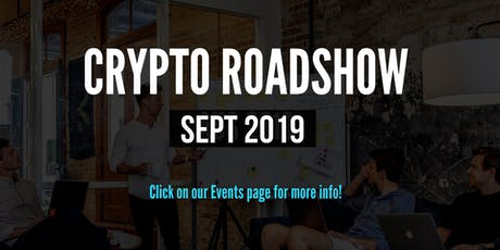 MELBOURNE - The Inaugural Blockchain Australia National Meetup Roadshow tickets