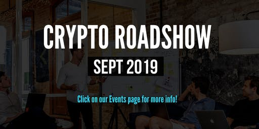 MELBOURNE - The Inaugural Blockchain Australia National Meetup Roadshow