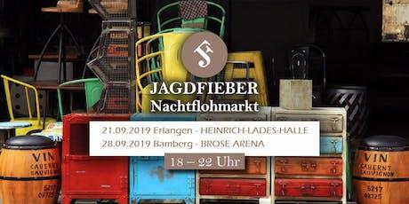 11. Jagdfieber Nachtflohmarkt | Erlangen Tickets