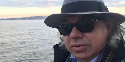 Literaturklub: Saisonauftakt mit Artur Becker