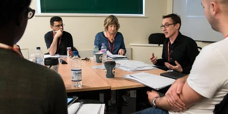 LSF Intensive: The Writers Room with John Yorke (Nov 16th) tickets