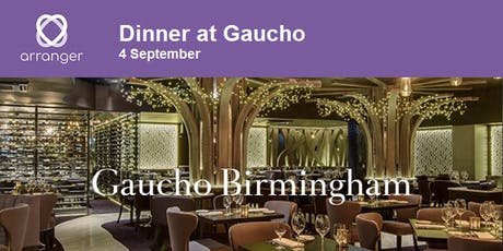 Dinner for Funeral Directors in Birmingham hosted by Arranger Software tickets