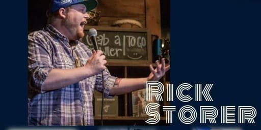 Comedy Showcase with Rick Storer at Barmageddon