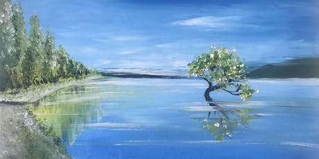 Chill & Paint Night @ Auckland City Hotel  -  That Wanaka Tree tickets
