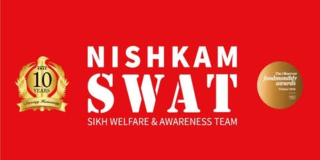 "NishkamSWAT Volunteer Training - ""Managing Challenging Behaviour"" tickets"