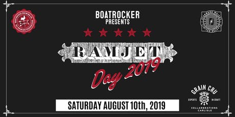 Ramjet Day 2019 - WA tickets