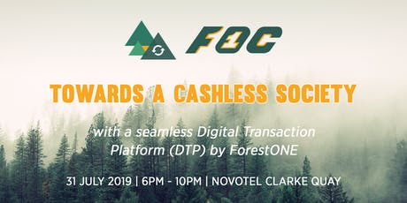 Towards a Cashless Society by ForestONE tickets