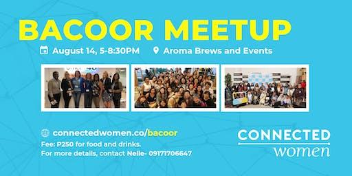 #ConnectedWomen Meetup - Bacoor (PH) - August 14
