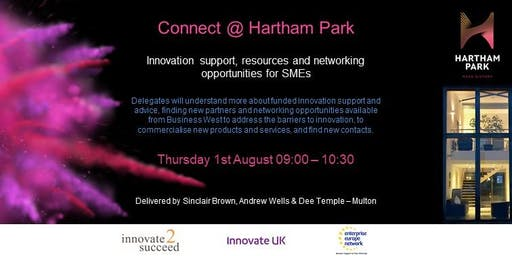 Connect @ Hartham Park Complimentary Networking Breakfast - August