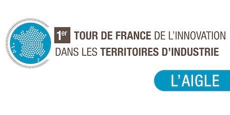 Tour de France de l'Innovation - L'Aigle billets