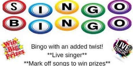 Singo Bingo tickets