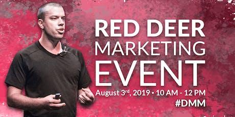 Digital Marketing Mastermind - Red Deer tickets