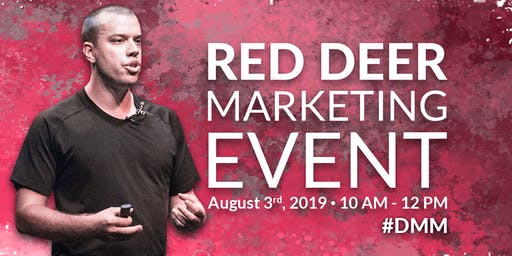 Digital Marketing Mastermind - Red Deer