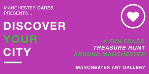 Discover Your City: A Manchester Treasure Hunt