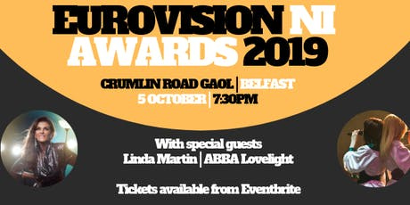 Eurovision NI Awards 2019 tickets