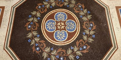 Historic Mosaic and Tile Floors