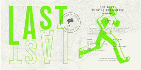 LAST | Community Based Running Collective | Run No:5 tickets