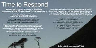 """Time To Respond\"" Documentary Film Screening"
