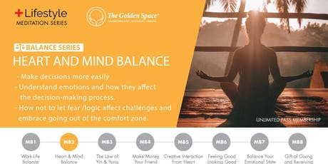 Heart & Mind Balance tickets