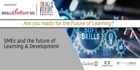 SMEs and the future of Learning & Development tickets