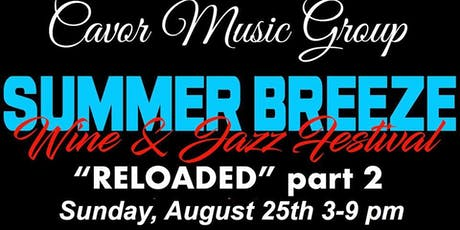 Summer Breeze Jazz & Wine Festival at The Bertram Inn & Conference Center  tickets