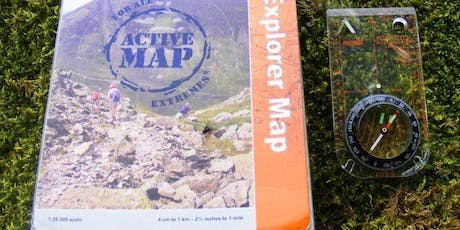 Introduction to  mountain navigation  tickets