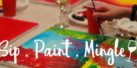 Chill & Paint Night @ Auckland City Hotel  -  Moonlight Dream tickets