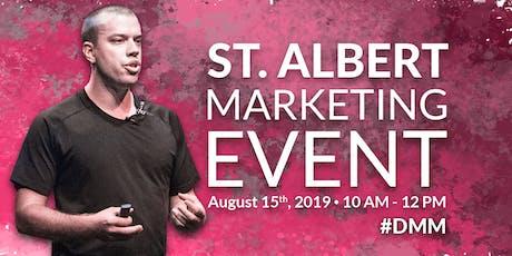 Digital Marketing Mastermind - St. Albert tickets