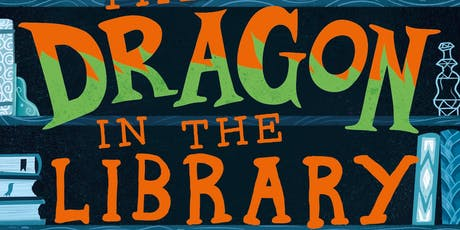 The Dragon in the Library tickets