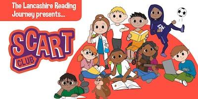 SCART Club Reading Fun (Coppull) #SCARTclub #LancsRJ