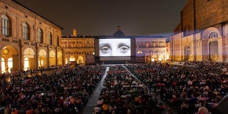 """Proiezione a sorpresa  """"Sotto le stelle del cinema"""" biglietti"""