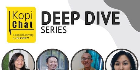 "Deep Dive Series: ""Smart City Initiatives"" tickets"