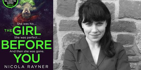 Nicola Rayner: The Girl Before You tickets