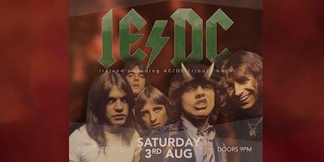 IE/DC - IRELANDS NO.1 AC/DC TRIBUTE tickets