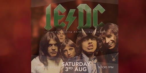 IE/DC - IRELANDS NO.1 AC/DC TRIBUTE