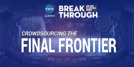 Crowdsourcing The Final Frontier tickets