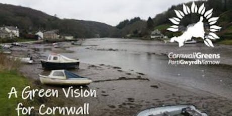 Cornwall Green Party conference - a Green Vision for Cornwall tickets