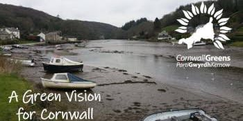 Cornwall Green Party conference - a Green Vision for Cornwall