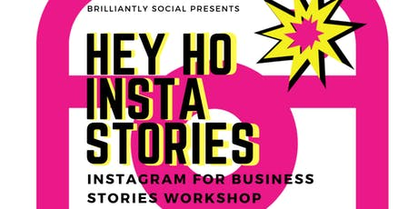 Instagram Stories for Small Business - Workshop tickets